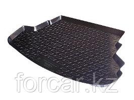 Коврик в багажник Mazda 6 sedan (02-) (полимерный) L.Locker