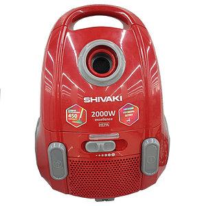 Пылесос Shivaki VCB 0120 красный