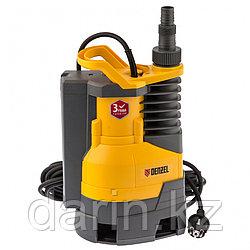 Дренажный насос DPХ950, Х-Pro, 950 Вт, подъем 8.5 м, 15500 л/ч Denzel
