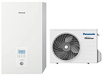 Тепловой насос PANASONIC AQUAREA Bi-bloc KIT-WXC09H6E8 (380В)