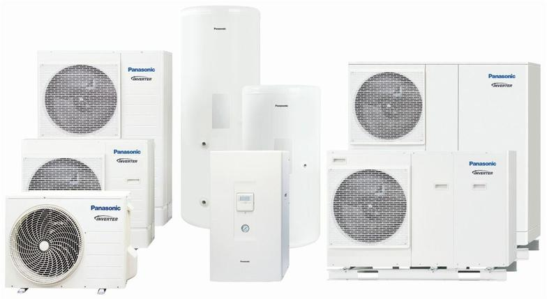 Тепловой насос PANASONIC AQUAREA All in One KIT-AXC16HEB (380 B), фото 2
