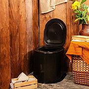 """Унитаз для дачного туалета """"Эконом"""" пластиковый, М6356"""
