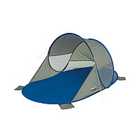 Тент пляжный HIGH PEAK Мод. CALVIA (200x120x90cм)(1,00кГ)(синий/серый) R 89481