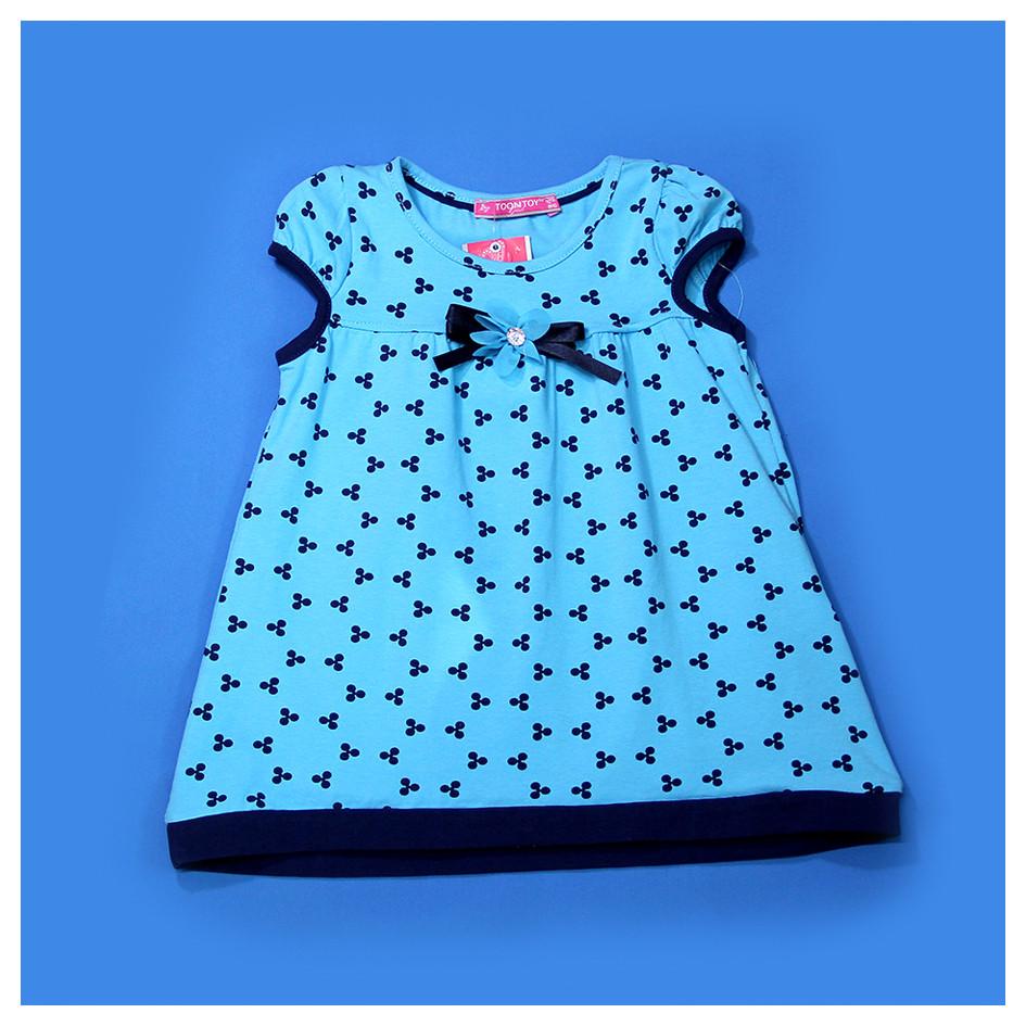 Платье детское летнее