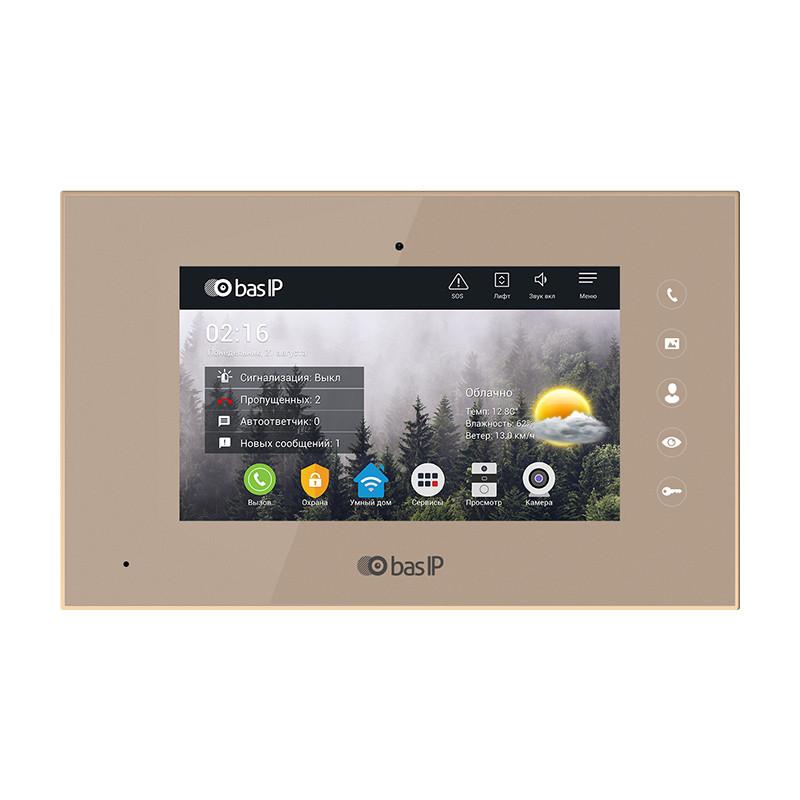 IP видеодомофон AQ-07 G v4