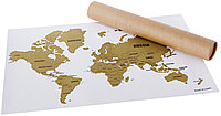 PFconcept Карта мира Wanderlust