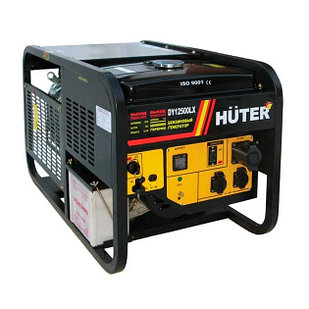 Генератор Huter DY 12500LX (8500ВТ)