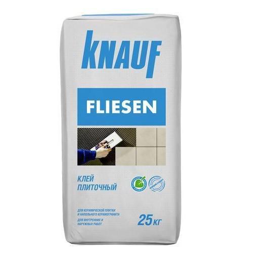 Клей плиточный Knauf Флизен