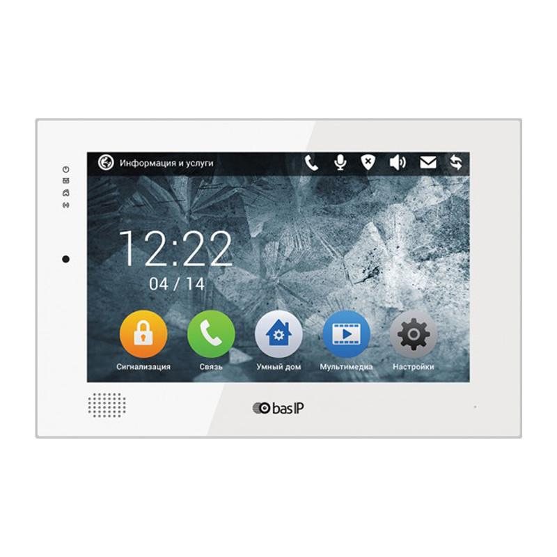 IP видеодомофон AQ-10 W v3