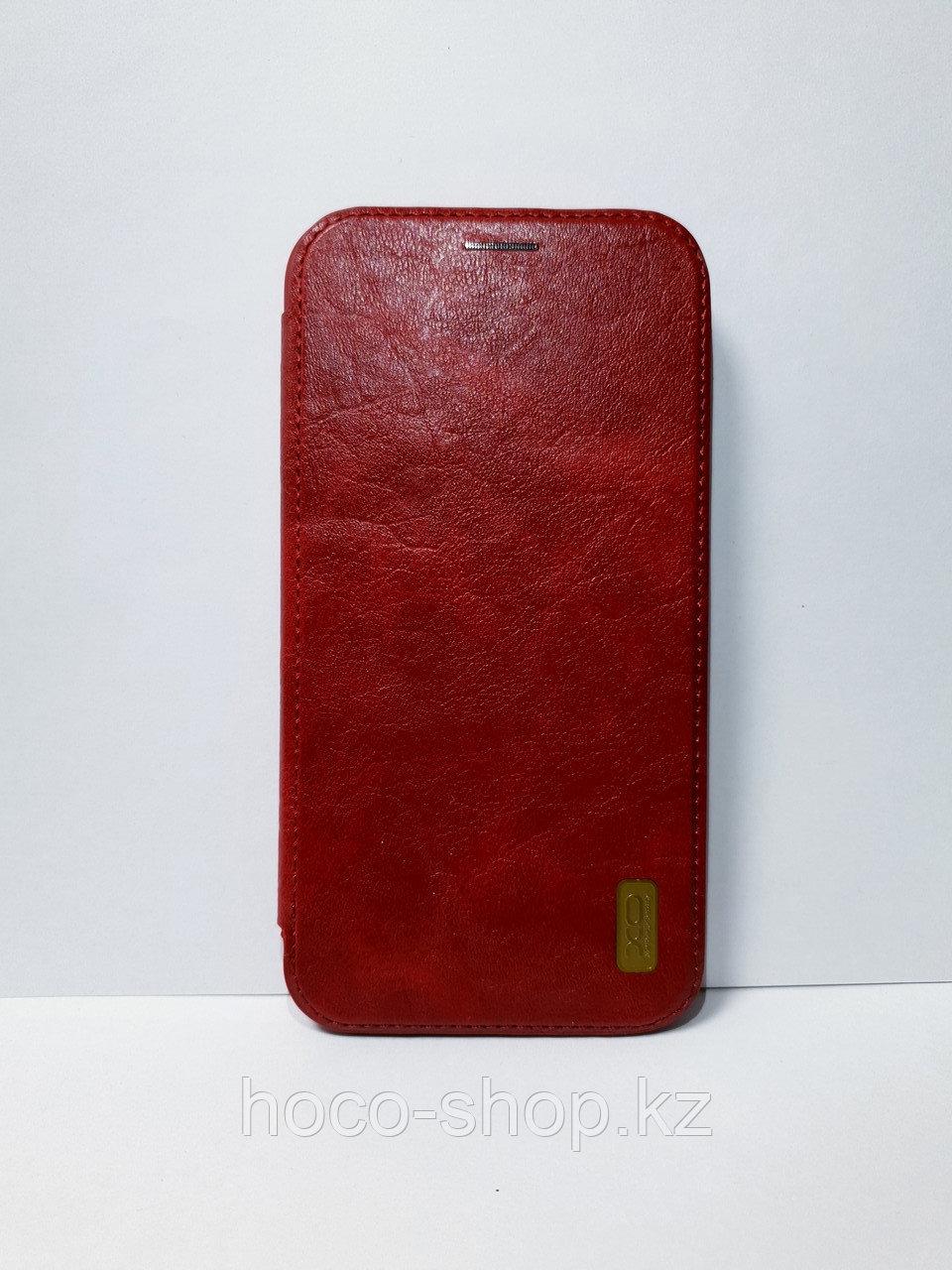 "Кожаный чехол-книжка ""XO"" iPhone 11 Pro Max - фото 1"