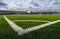 Искусственный газон 40мм для футбольных полей