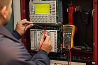 Техническое обслуживание систем пожарной безопасности
