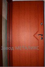 """Дверь """"ЩИТ"""" стандарт с элементом РУСТ"""