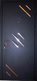 Входная дверь ЩИТ эксклюзив волшебный шелк.