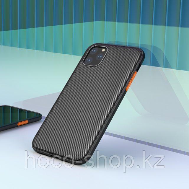 Чехол гель Hoco iPhone 11 Pro - фото 3