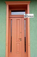 Дверь со стеклопакетом в Алматы