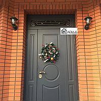 Дверь бронированная со стеклом