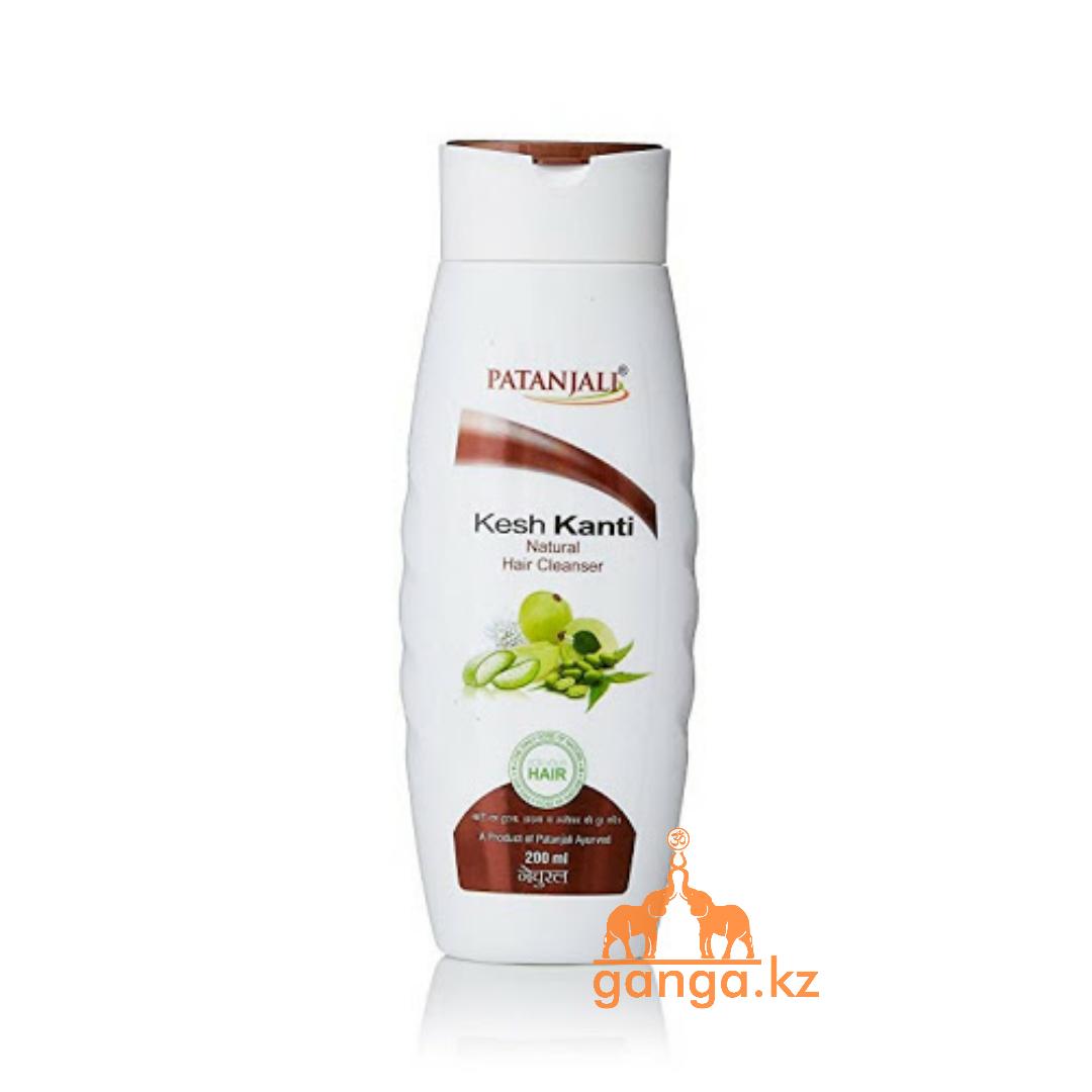 Питательный аюрведический шампунь (Kesh Kanti Natural Shampoo PATANJALI) , 200 мл.