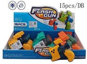 Оружие на батарейках Flash Gun 15 шт-упак ( 7656* )