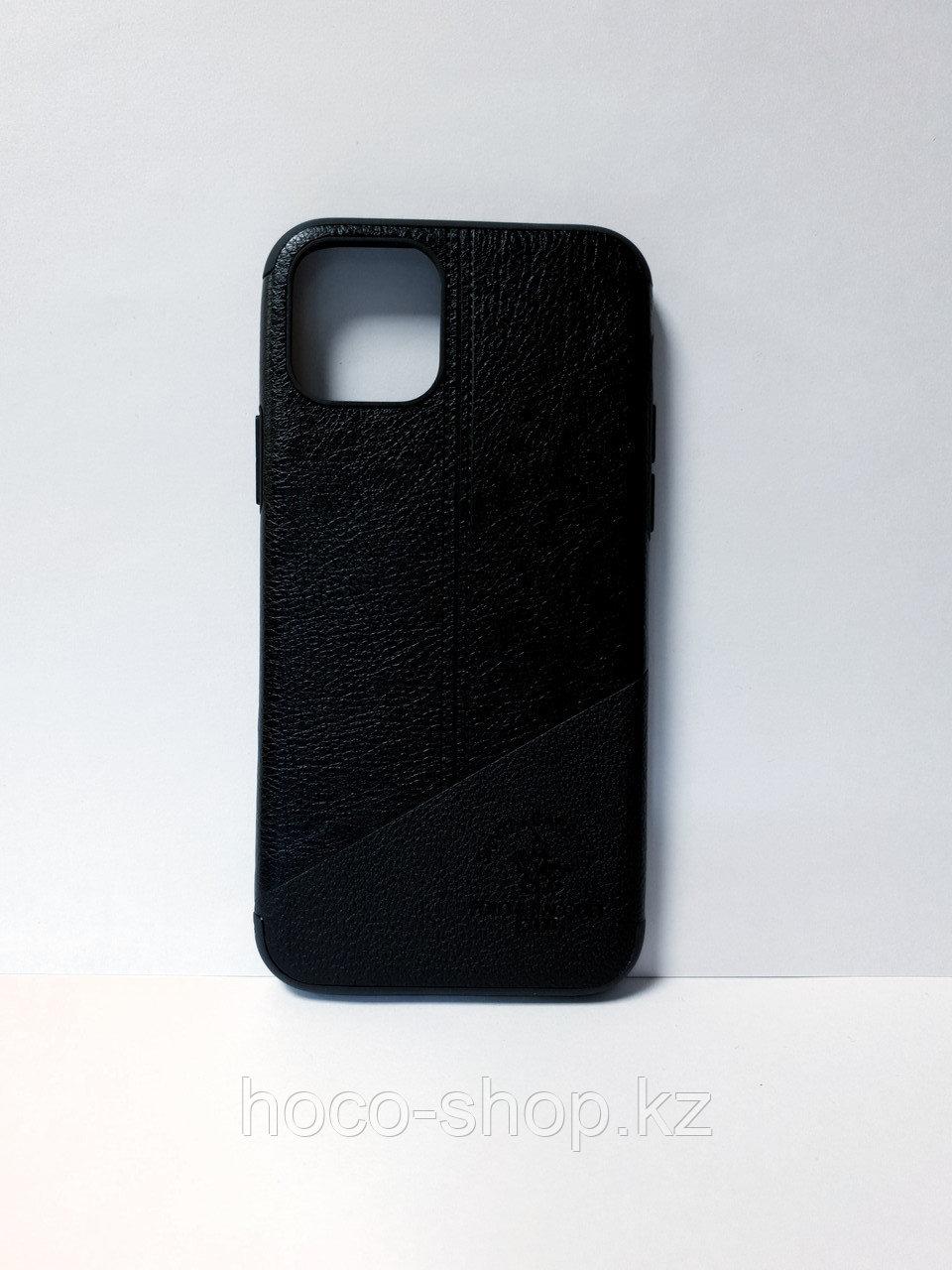 Чехол гелевый под кожу iPhone 11 Pro