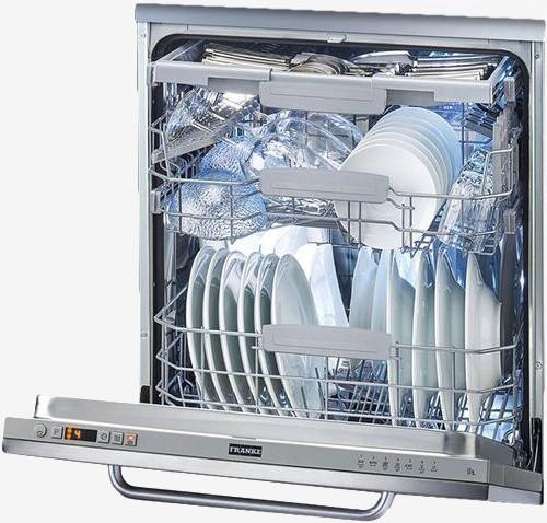 Посудомоечная машина Franke FDW 614 D7P DOS A++ белый