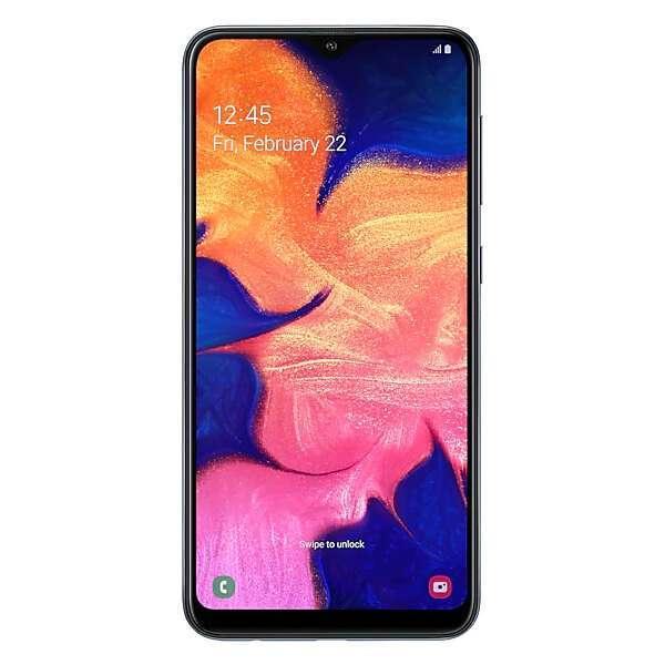 Смартфон Samsung Galaxy A10 Black (SM-A105FZKGSKZ)