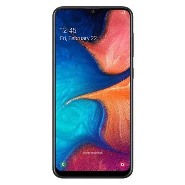 Смартфон Samsung Galaxy A20 Blue (SM-A205FZBVSKZ)