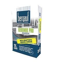 Клей для керамической плитки усиленный Bergauf Keramik Pro