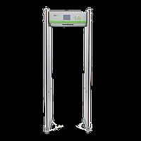 Арочный металлодетектор с функцией измерения температуры ZKTeco ZK-D3180S (TD), фото 1