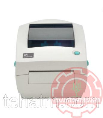 Термопринтер Zebra GC420d, 203 dpi, USB, RS232, LPT, (GC420-200520-000)