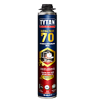 Пена монтажная Tytan Professional ULTRA FAST 70