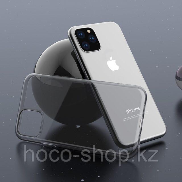 Противоударный прозрачный чехол Hoco iPhone 11 Pro - фото 4