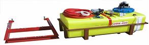 Оборудование для внесения консервантов с ручным регулированием расхода подачи раствора  ОВК-200 (12В)