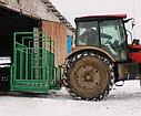 """Весы электронные для взвешивания животных """"ВПЭ-1000-М"""" (Фермер) мобильные, фото 2"""