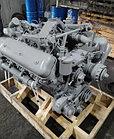 ЯМЗ-236БЕ2 V-образный 6-цилиндровый дизельный двигатель, фото 2