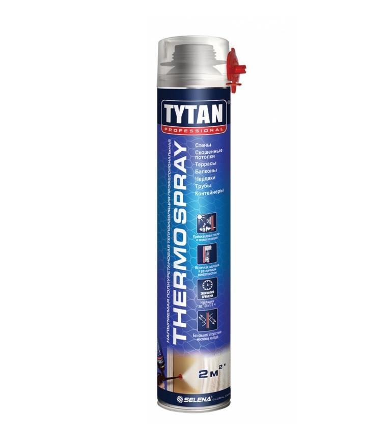 Напыляемая теплоизоляция Tytan Thermospray