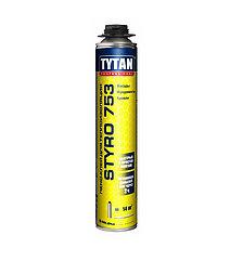 Клей для наружной теплоизоляции Tytan STYRO 753