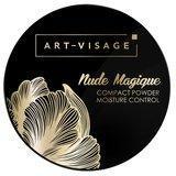 """ART-VISAGE Компактная пудра для сухой и нормальной кожи """"NUDE MAGIQUE"""""""