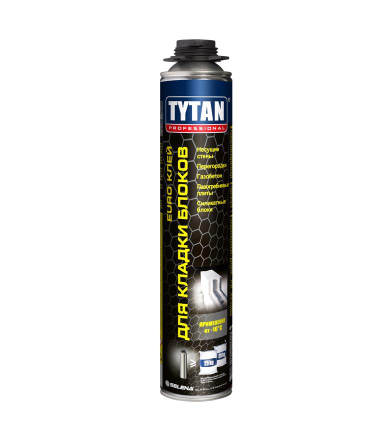 Клей для кладки блоков Tytan Professional EURO