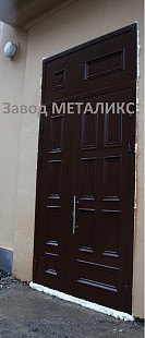 """Дверь """"ЩИТ"""" эксклюзив с объемными элементами """"Филенка"""""""
