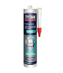 Герметик силиконовый для аквариумов и стекла Tytan