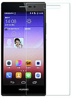 Противоударное защитное стекло Crystal на Huawei Honor 6 Plus