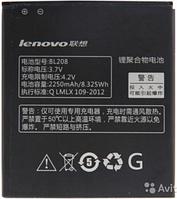 Заводской аккумулятор для Lenovo S920 (BL-208, 2250mAh)