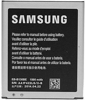Батарея для Samsung Galaxy Ace Style G310 (EB-B130BE, 1500mAh)