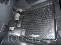 Коврики в салон Mazda CX-7 (06-) (полимерные) L.Locker, фото 2