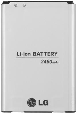 Батарея для LG L7 II Dual P715 (BL-59JN, 2460mAh)