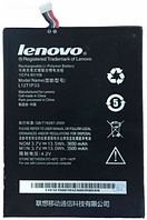 Батарея для Lenovo IdeaTab A1000 (L12T1P33, 3650mAh)