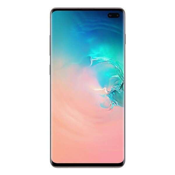 Смартфон Samsung Galaxy S10 Plus Ceramic White (8 RAM/512Gb; SM-G975FCWGSKZ)