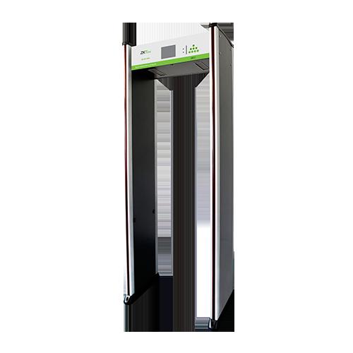 Арочный металлодетектор с функцией измерения температуры тела ZK-D3180S(TD)