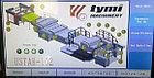 Выборочная УФ/ВД-лакировальная машина  USTAR-102С  формат В1 : 800×1100мм,  до 8800 л/час, 4-валковая, фото 2